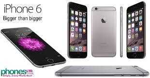 Apple iPhone 6 (Space Gray) mobile