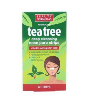 Beauty Formulas Tea Tree