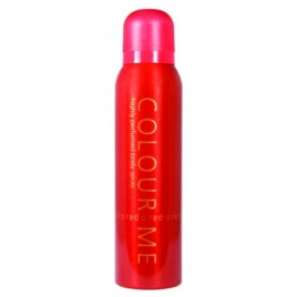Colour Me Red Perfume Spray for Women, 150ml