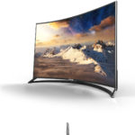 Curved 65-inch UHD TV