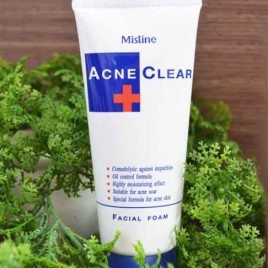 Mistine Acne Clear Facial Foam 85 gm