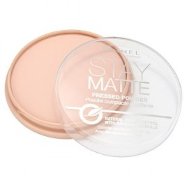 Rimmel Stay Matte Pressed Powder Peach Glow 3