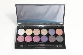 Sleek I-Divine Eyeshadow Palette Vintage Romance