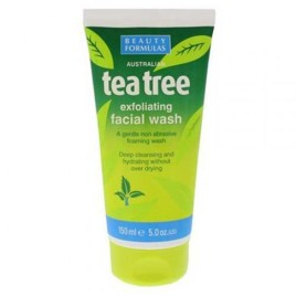 Tea Tree Beauty Formulas Facial Wash 150ml