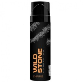 Wild Stone Charge Perfumed No Gas Body Spray For Men