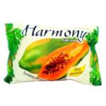 Harmony Natural Fruity Soap with Papaya Extract (75g)