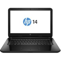 HP 14-R232TU Core i3 5th Gen. 5010U, Black Laptop