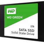 Western Digital Green 1TB SSD Laptop