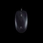 Logitech B100 Optical USB Mouse bd price