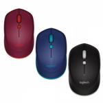 Logitech M337 Wireless Rubber Grip Bluetooth Mouse bd price