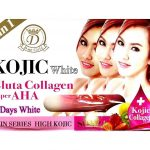 kojic white gluta collagen super aha soap bd price