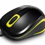 DELUX DLM 133BU USB OPTICAL MOUSE