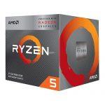 AMD Ryzen 5 3400G Processor with Radeon RX Vega 11 Graphics Price in Bangladesh