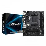 ASRock A520M-HDV Micro ATX AM4 Motherboard Price in Bangladesh