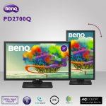 BenQ PD2700Q DesignVue 27 inch 2K QHD 1440p IPS Monitor Price in Bangladesh
