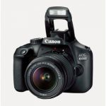 Canon Eos 4000D 18MP 2.7inch Display With 18-55mm Lens Dslr Camera price in bangladesh