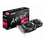 MSI Radeon RX 570 ARMOR 8G OC GDDR5 Graphics Card Price in Bangladesh