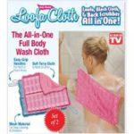 Full Body Wash Loofah Cloth