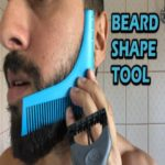 Beard Shape Comb