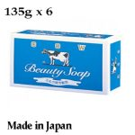 Cow Beauty Soap 6 pcs