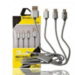 AWEI CL-970 3 in 1 Multi Charging Data Cable (120cm) Price in Bangladesh